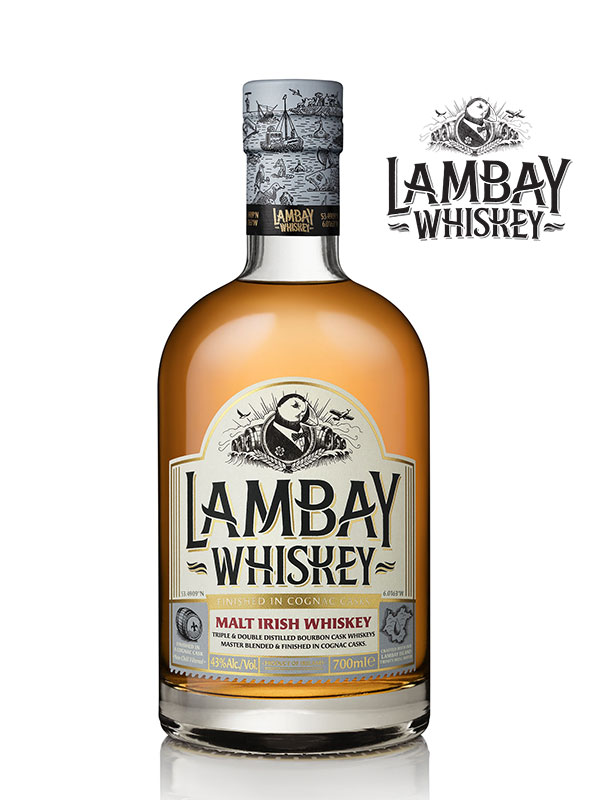 Lambay Malt Irish Whiskey