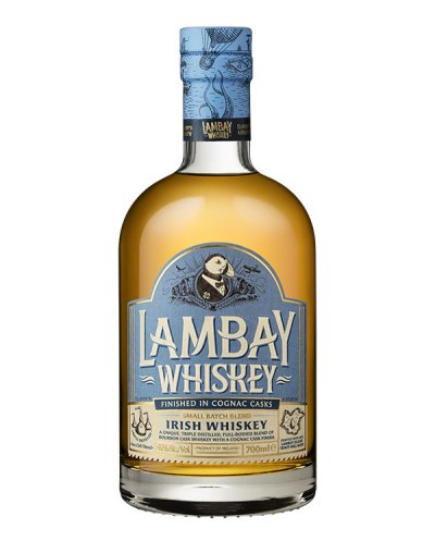 Lambay Small Batch Blended Irish Whiskey