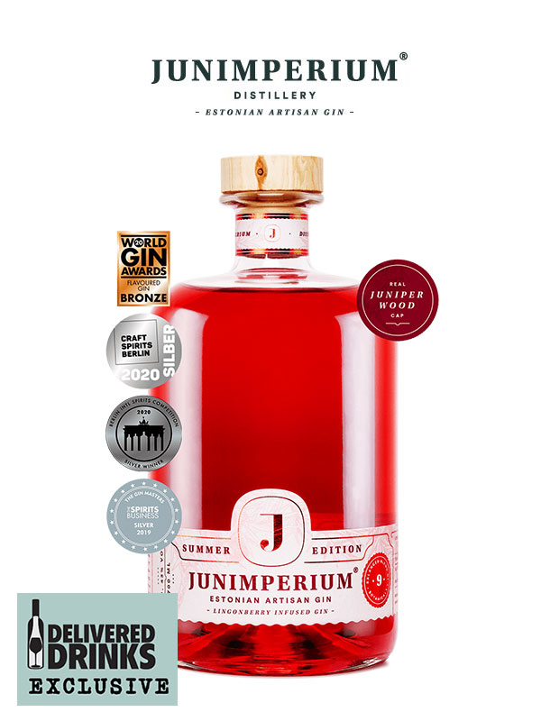 Junimperium Summer Edition Gin