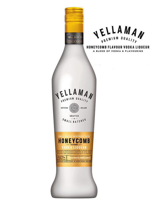 Yellaman Vodka Liqueur