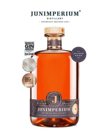 Junimperium Winter Gin 70cl