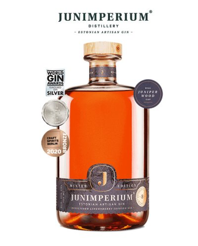 Junimperium Winter Gin 70cl
