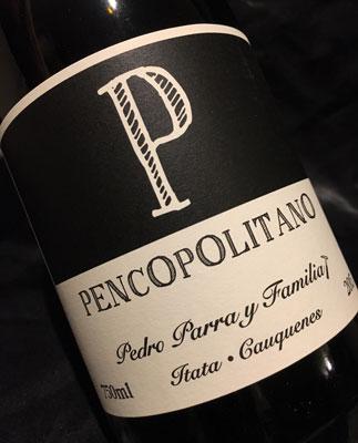 ペドロ・パッラ・イ・ファミリア ペンコポリターノ2015