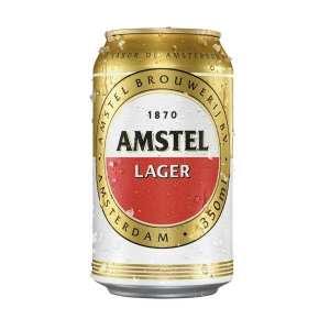 Cerveja Amstel (Lata)