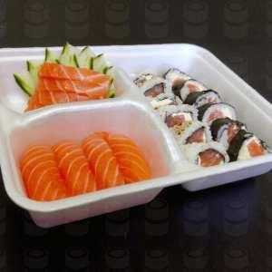 Combo Executivo 2 - Delivery Sushi Rão, o Maior do Brasil. O melhor da Comida Japonesa na sua casa!