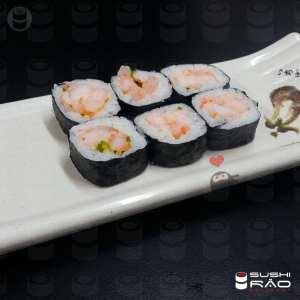 Roll Ebi (Camarão) - Delivery Sushi Rão, o Maior do Brasil. O melhor da Comida Japonesa na sua casa!