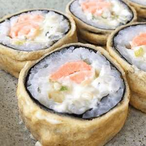 Roll Exclusivo Hot Cheese - Delivery Sushi Rão, o Maior do Brasil. O melhor da Comida Japonesa na sua casa!
