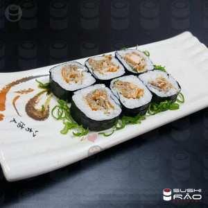 Roll de Salmão Skin - Delivery Sushi Rão, o Maior do Brasil. O melhor da Comida Japonesa na sua casa!