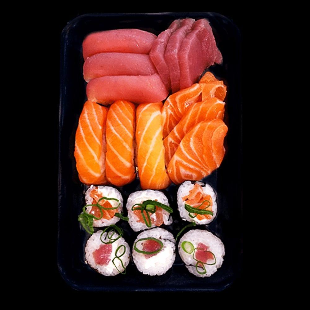Novos Boxes, Box Clássico - Sushi Rão, o Delivery que mais vende Hot Philadelphia no mundo! O melhor da Comida Japonesa na sua casa!