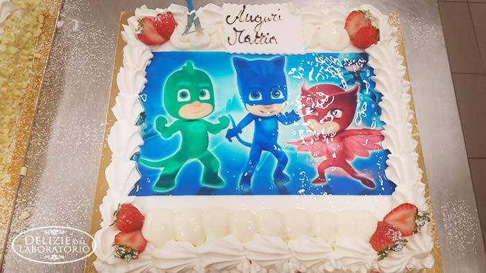 Torte Di Compleanno Per Bambini A Milano Le Delizie