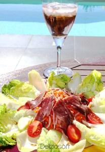 Ma petite salade estivale