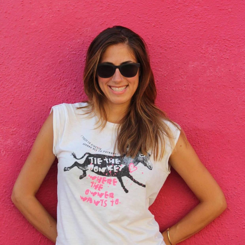 Eliana Salvi, CEO & Founder PinkTrotters