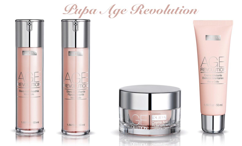 Age Revolution Pupa