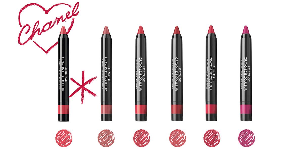 Le Rouge Crayon de couleur