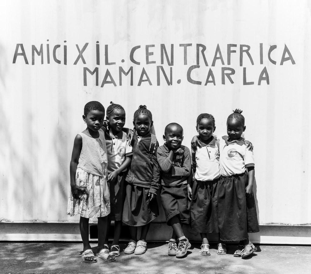 Amici per il Centrafrica