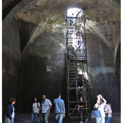 Cattedrale - La Cisterna