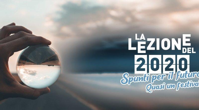 Presentazione – La Lezione del 2020