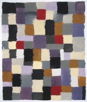 Camouflage purple rough grid