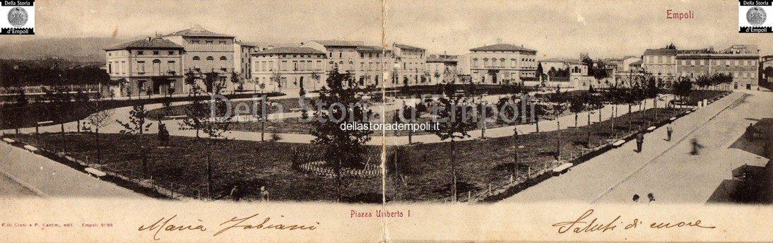 Empoli Piazza Umberto I