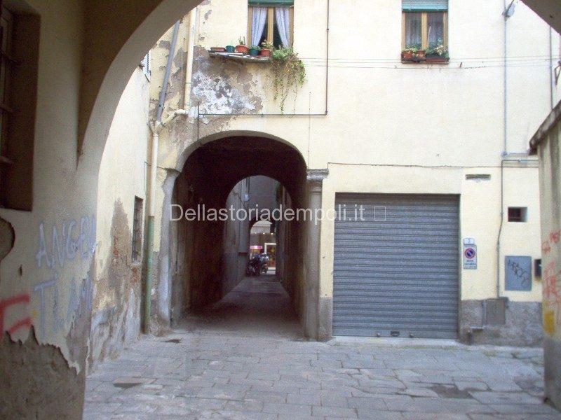 L'Arco E Loggia Della Gendarmeria – Di Carlo Pagliai