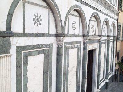 Piazza De' Leoni E Collegiata… Dal Palazzo Del Vivo