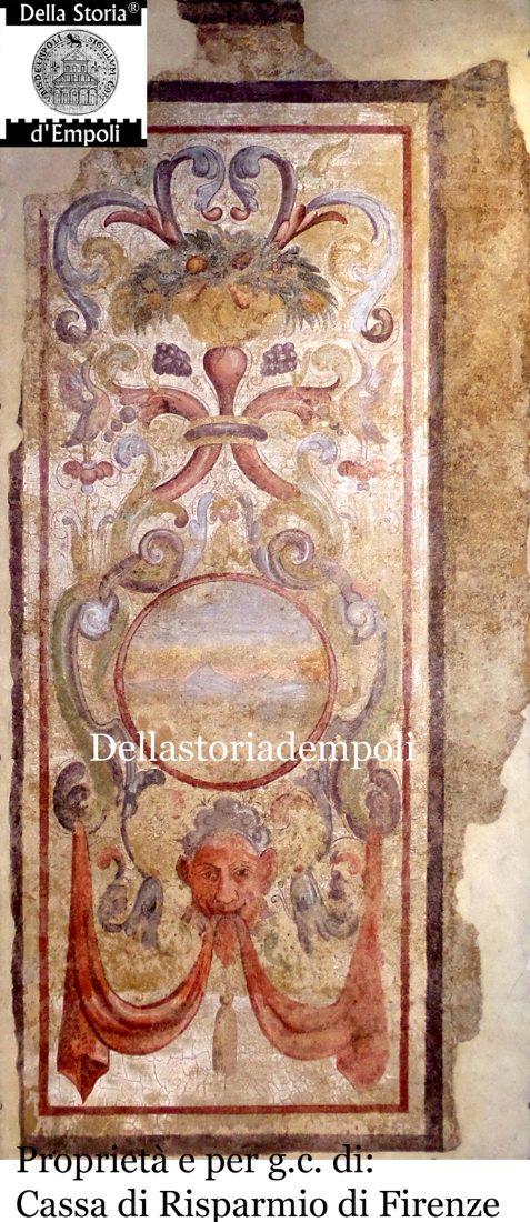 Gli Affreschi Di Palazzo Ghibellino: La Prima Grottesca