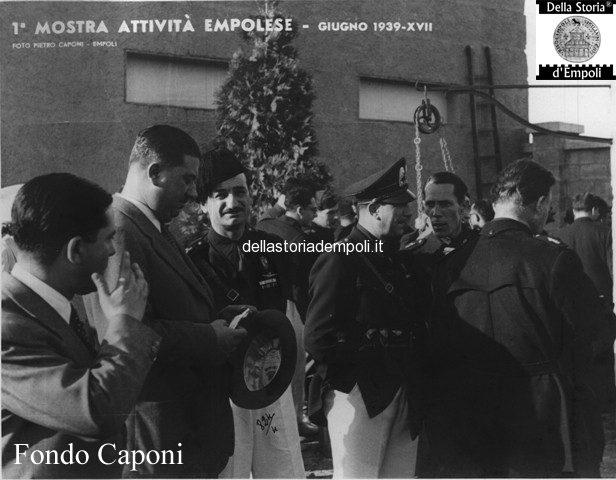 Allo stadio Martelli e la Mostra delle attività empolesi 1939 2