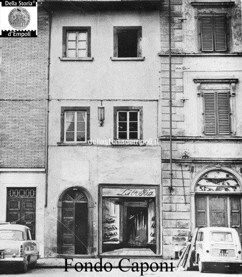 Fondo Caponi Empoli, Vol 1 Pagina 20: Busoni E Vanghetti