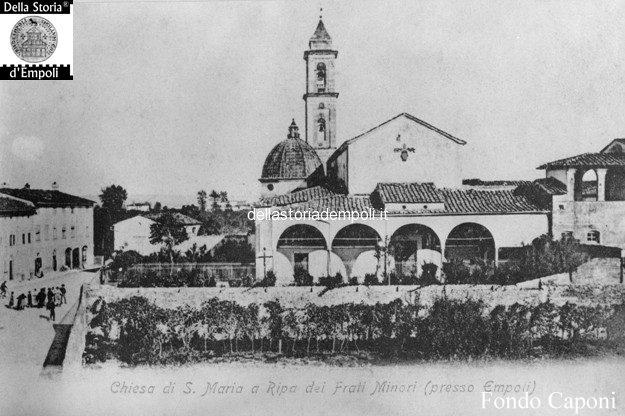 Fondo Caponi Empoli, Vol 1 Pagina 30: Santa Maria A Ripa…