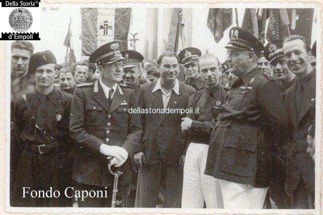 Empoli - Adunata fascista in luogo imprecisato