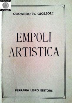 Empoli Artistica 1906 - Odoardo H Giglioli
