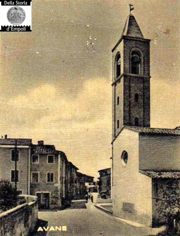 Empoli – Avane chiesa da Franco Arrighi