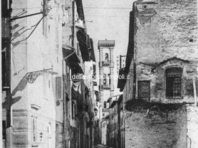 L'antica Via Dei Frati, Denominata In Seguito Via De' Neri…