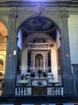 Empoli - Collegiata Cappella Ricci e SS Crocifisso (5)
