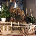 Il Trittico Di Lorenzo Di Bicci Della Collegiata Di Sant'Andrea A Empoli