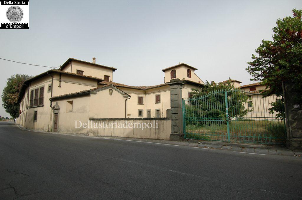 Notizie Storiche Sulla Villa Di Empoli Vecchio, Già Rinuccini E Infine Azzolino