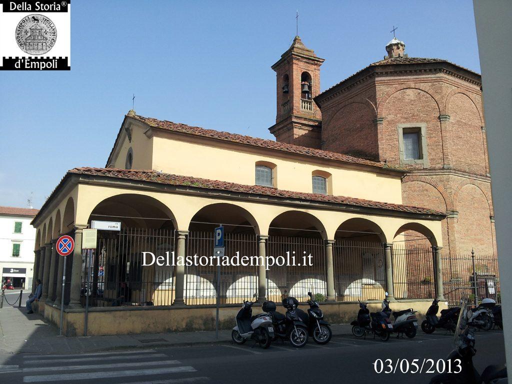 Empoli: Madonna Del Pozzo, Lato Via Roma