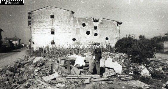 Oratorio di San Rocco distrutto dalla Guerra