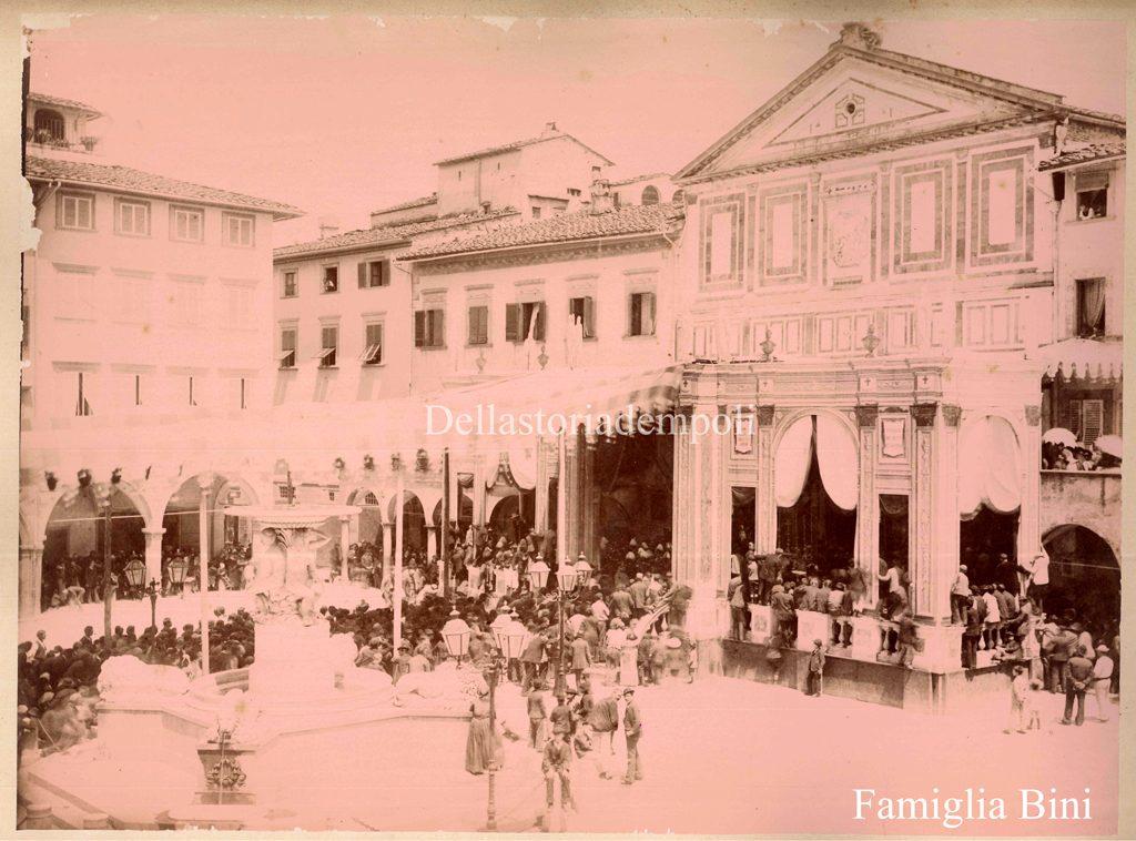 Empoli – Piazza Dei Leoni Collegiata Processione Foto Da Elena Bini