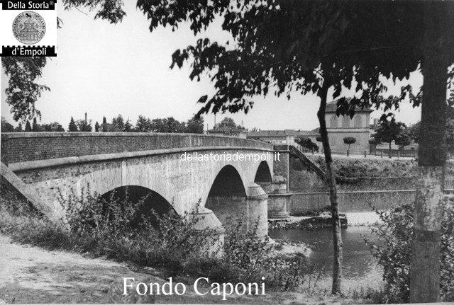 Ponte vecchio visto da Sovigliana