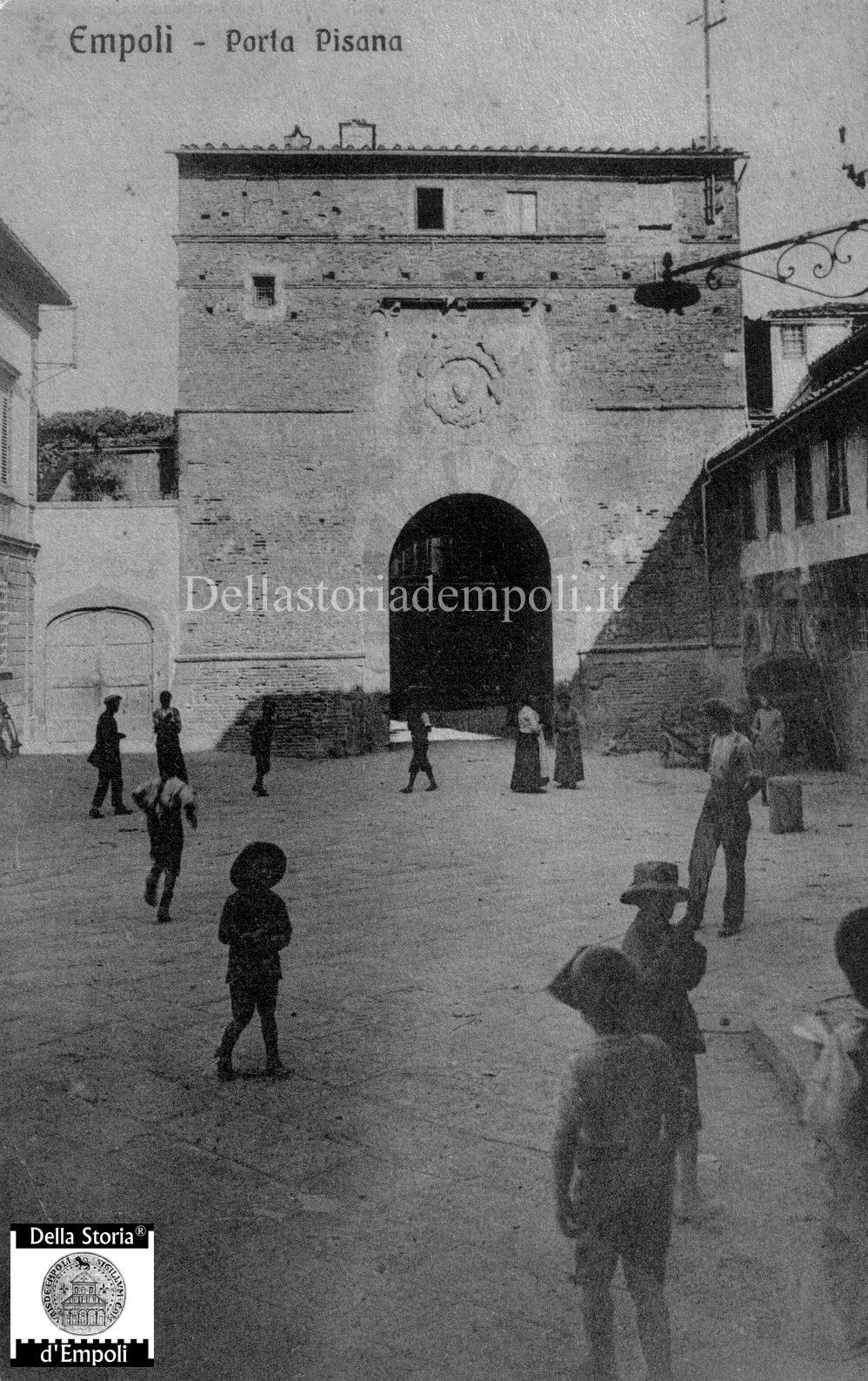 Empoli – Porta Pisana Cartolina