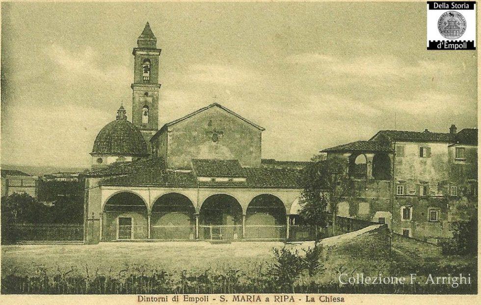 Empoli – Santa Maria a Ripa chiesa 2
