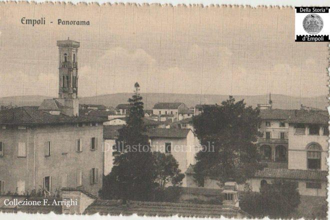 Empoli - Spedale Vecchio col loggia visto sud