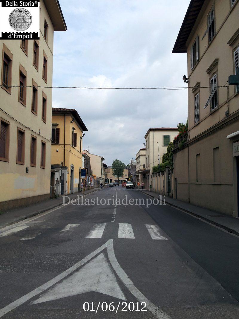 Empoli – Via Battifolle 01 06 2012