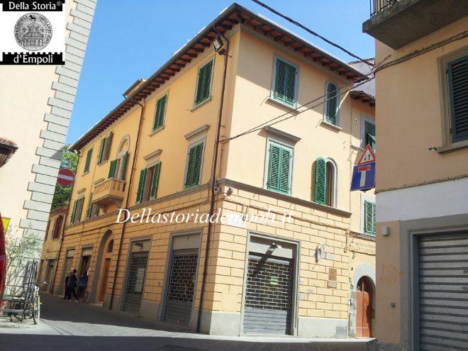 Empoli – Via Chiara 10 05 2014 Casa Marchese Feroni 1