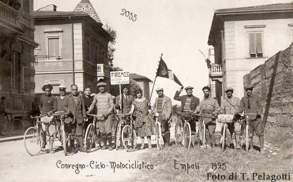 Incrocio Via Fucini E Via De Amicis, Anno 1925