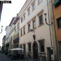 Palazzo Ricci In Via Ridolfi: Breve Nota Sulla Sua Storia