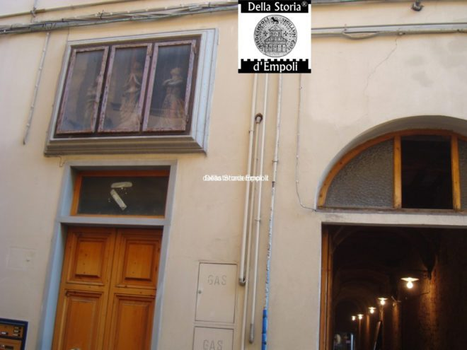Empoli - Via de Neri tabernacolo vicino il Chiassetto (4)