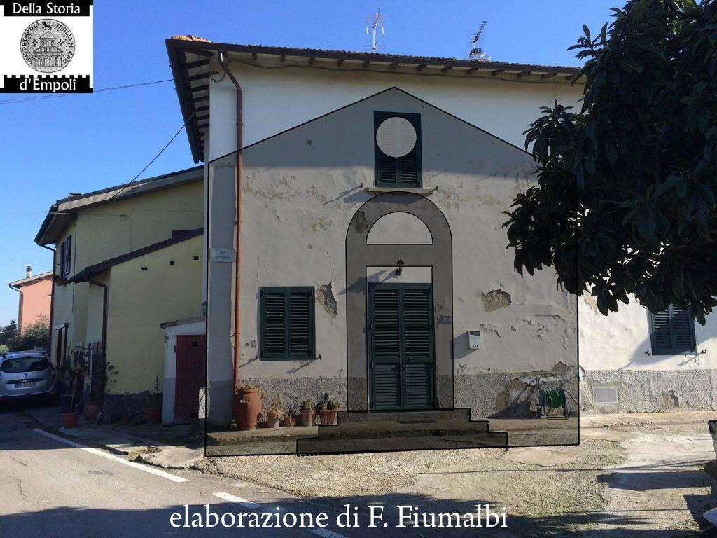 Possibile Ipotesi Di Restauro Della Ex Chiesa Di San Martino A Vitiana