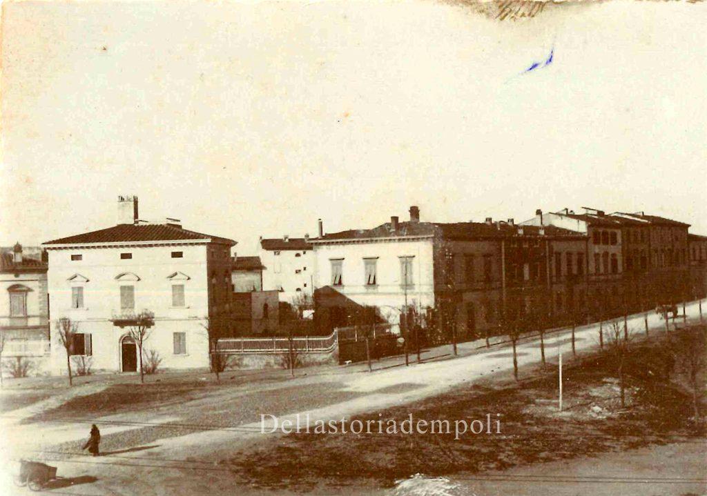 Empoli – Viale Cesare Battisti Anni 30